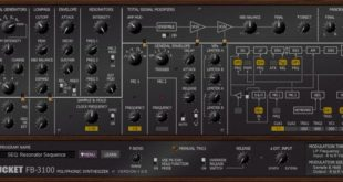FB-3100 FREE Synth Plugin by Full Bucket Music