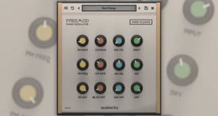 FreeMod FREE VST Effect Released by Audiority
