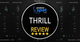 Review: Thrill Cinematic Virtual Instrument by NI