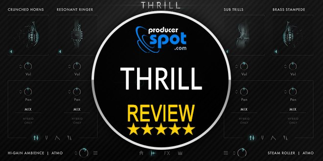Native Instruments Thrill Review