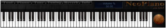 Free Piano Virtual Instrument