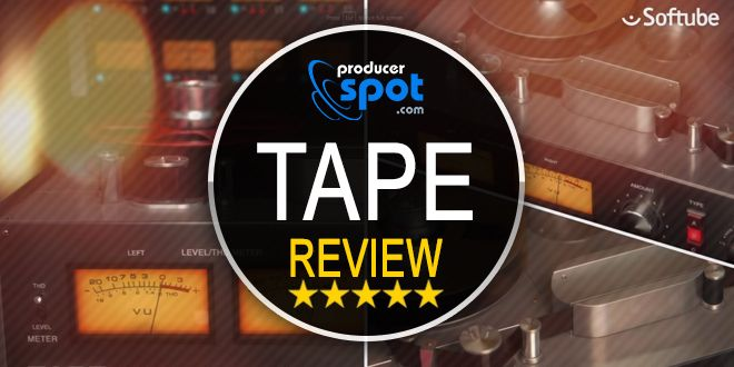 Softube Tape Review