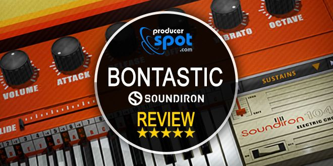 Bontastic KONTAKT Instrument by Soundiron