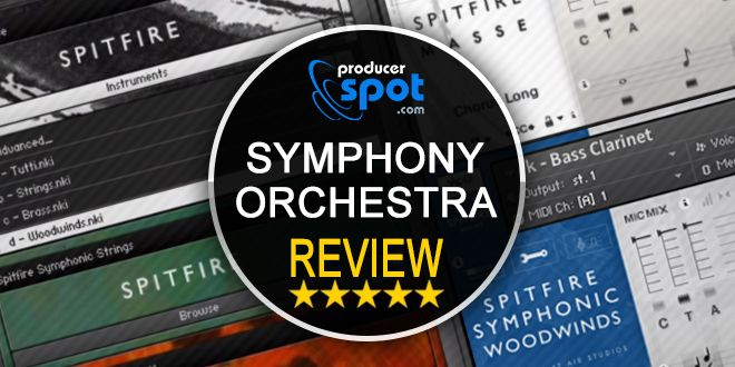 Review: Symphony Orchestra Library by Spitfire Audio