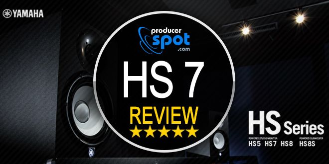 Review: Yamaha HS7 Studio Monitors