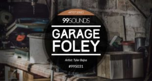 Garage Foley FREE Sound Effects Released by 99Sounds