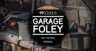 Garage Foley FREE Sound Effects