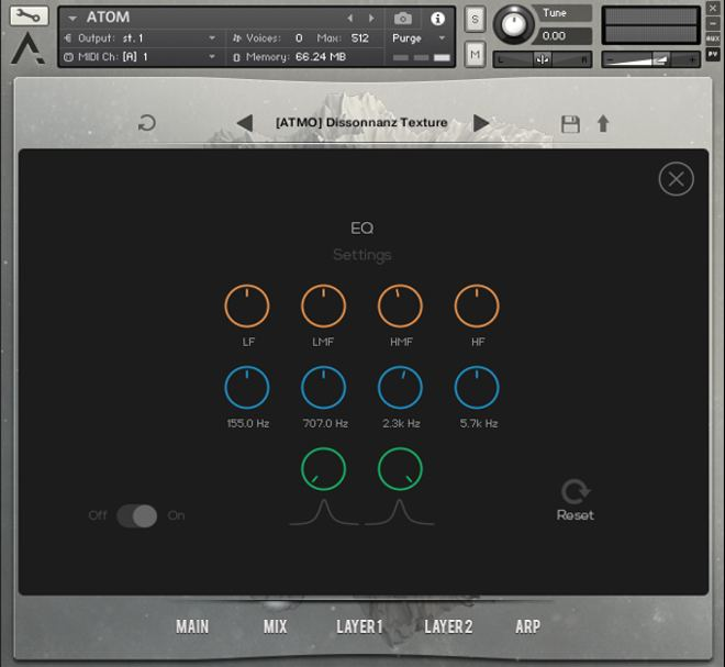 Review: ATOM Kontakt Instrument by Audiomodern • ProducerSpot