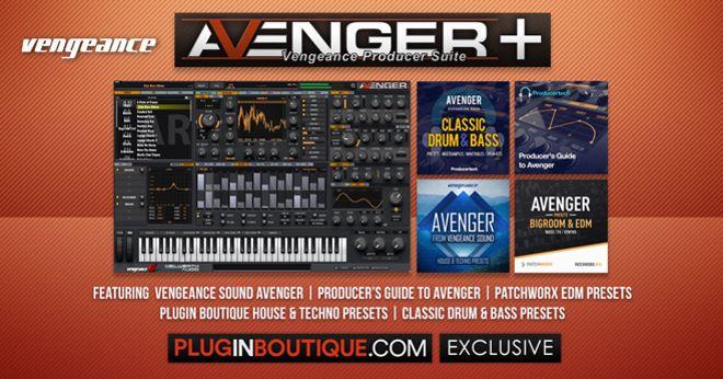 Avenger Synth Bundle