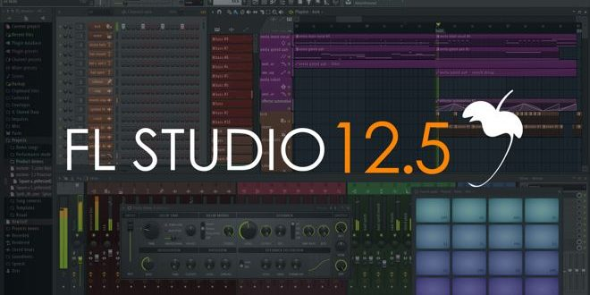 FL Studio 12.5 New Update Released by Image-Line