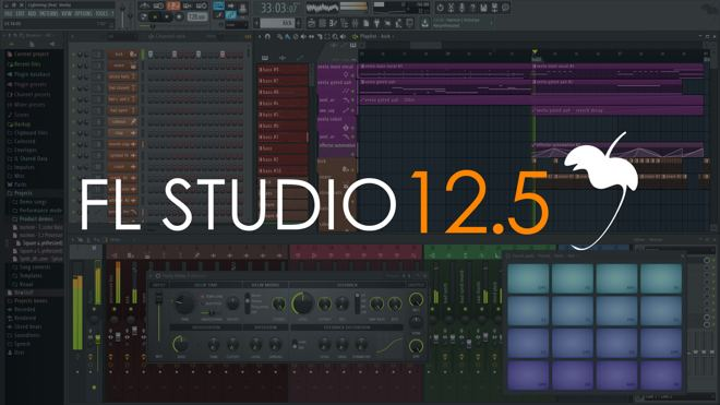 FL Studio 12.5