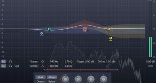 Sonnox Oxford Dynamic EQ Plugin