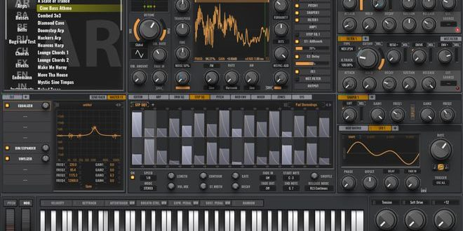 AVENGER: One Of The Best Software Synthesizer