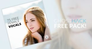 75 FREE Female Vocal Samples Released by GhostHack