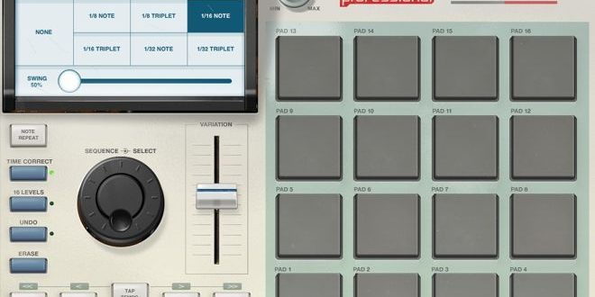 Review: iMPC Pro Music App By Akai Professional