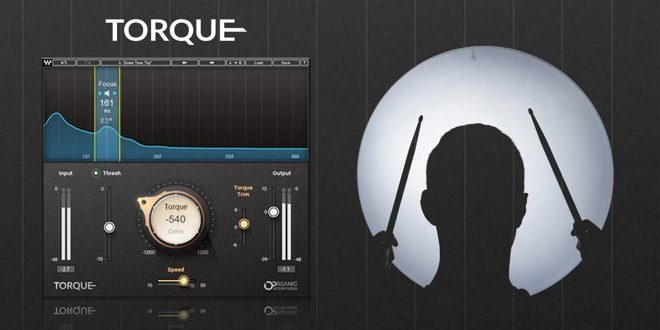TORQUE Drum Enhancer Plugin Released by Waves
