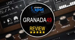 Review: GRANADA 49 Kontakt Synthesizer by Soundiron