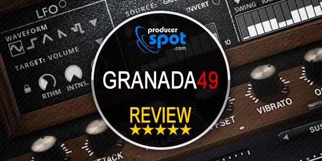 GRANADA 49 Kontakt Synthesizer