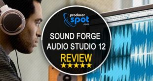 Review: SOUND FORGE Audio Studio 12 by MAGIX