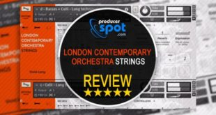 Review: London Contemporary Orchestra Strings by Spitfire Audio