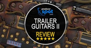 Trailer Guitars II Kontakt Instrument
