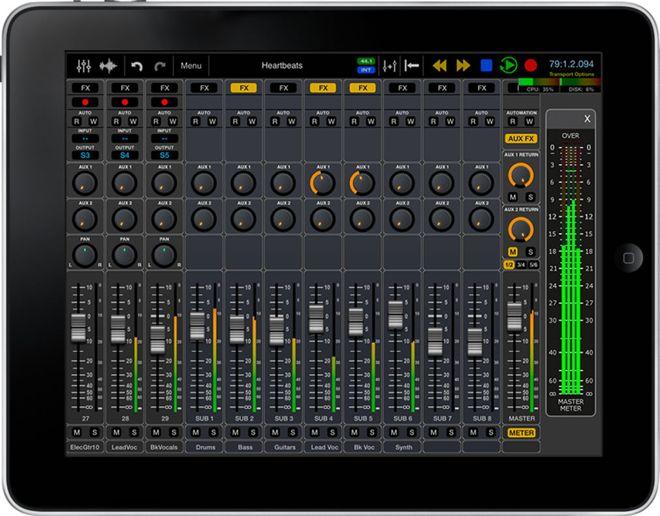 Auria PRO Music Production App
