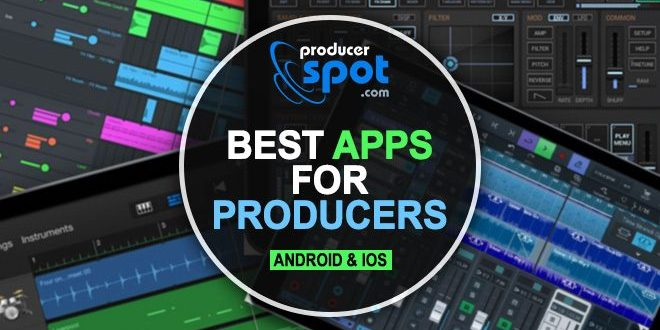 BEST Music Making Apps for Producers (Android / iOS)