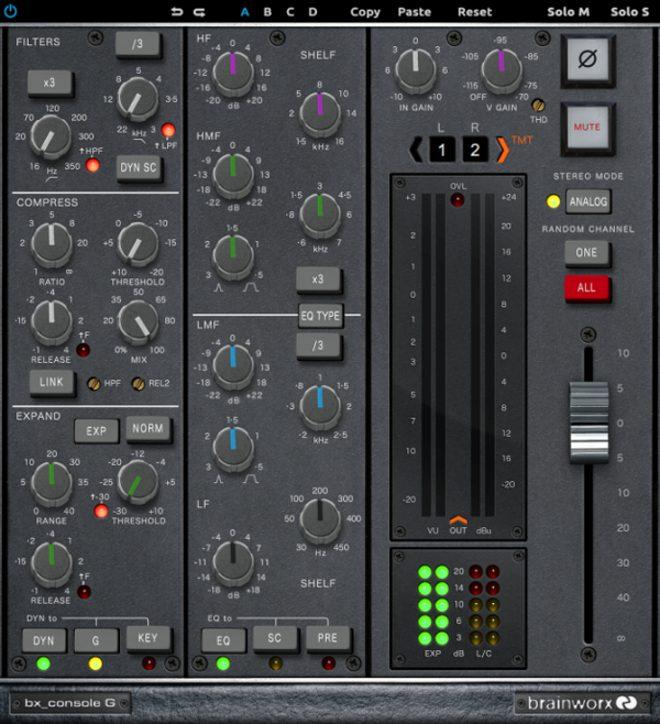 Bx_Console G VST Plugin