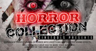 Cinematic Horror Sound Effects