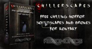 ChillerScapes FREE Horror Kontakt Instrument