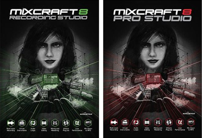 Review: Mixcraft 8 DAW by Acoustica • ProducerSpot