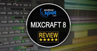 Review: Mixcraft 8 DAW by Acoustica