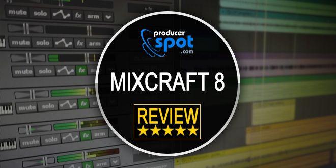 Mixcraft 8 DAW