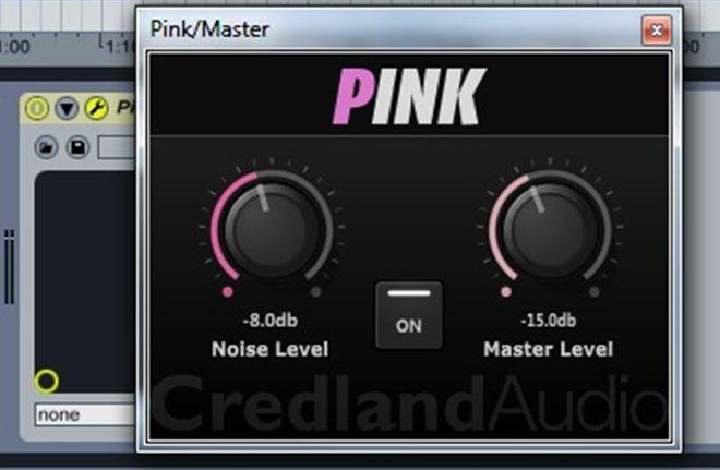 Pink Mastering Plugin