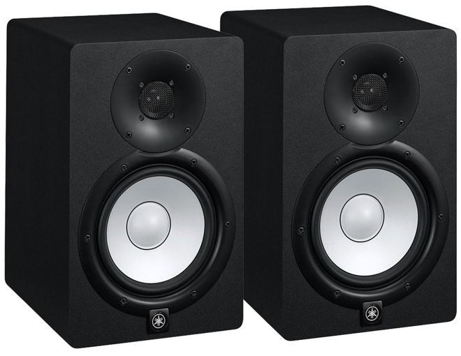 Yamaha HS7 Studio Monitors