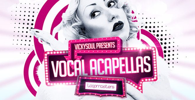 Vickysoul Vocal Acapellas
