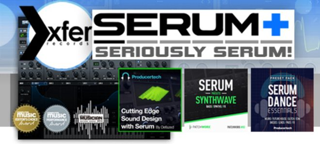 Review: Xfer SERUM VST Synthesizer Plugin • ProducerSpot