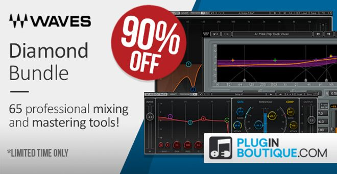 Plugin Boutique BLACK FRIDAY: Save Up to 90% OFF! • ProducerSpot