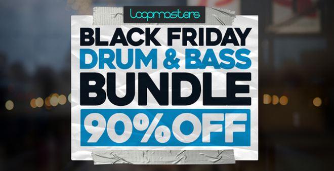 Black Friday Drum & Bass Bundle