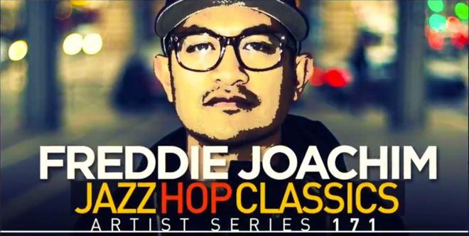 Freddie Joachim Jazz Hop Classics Sample Pack