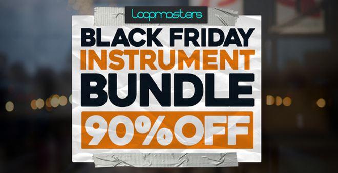 Black Friday Instrument Bundle
