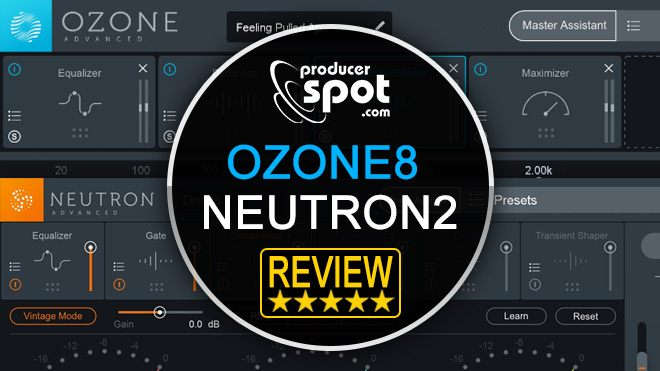iZotope OZONE 8 Review