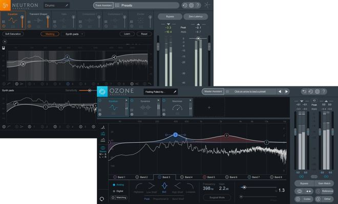 iZotope Ozone 8 Neutron 2 Bundle