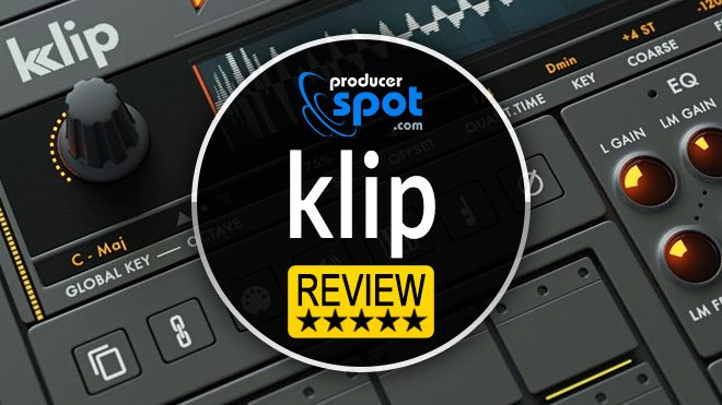 Klip Kontakt Drum Machine