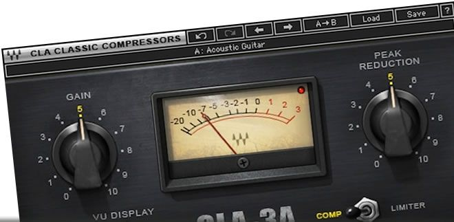 Waves CLA-3A Compressor
