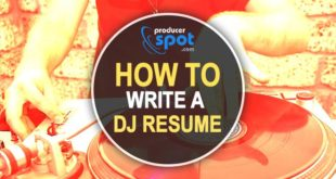 How To Write A DJ Resume - Become a DJ