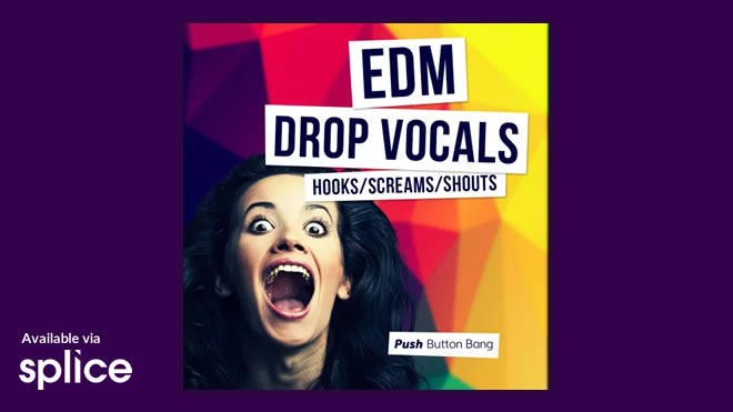 EDM Drop Vocals