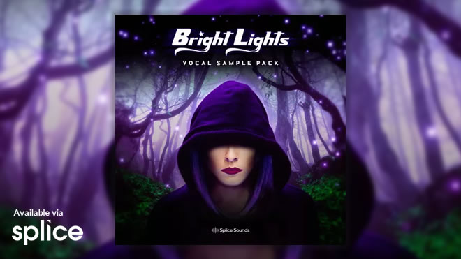 Bright Lights Vocal Sample Pack