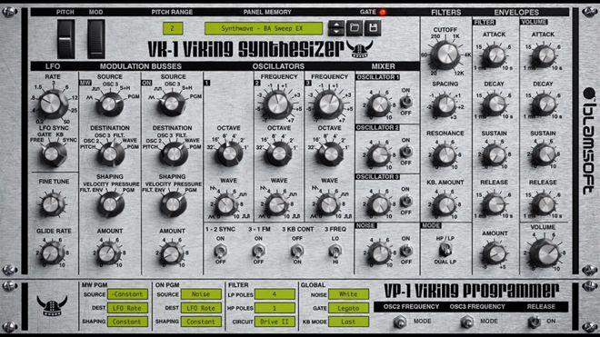 VK-1 Viking FREE Synthesizer VST