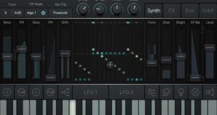 APARILLO Virtual Synthesizer